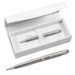 Długopis Parker Sonnet Stalowy CT w białym pudełku [1931512/4]Długopis Parker Sonnet...