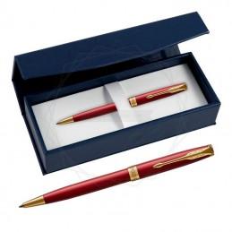 Długopis Parker Sonnet Czerwona Laka GT w granatowym pudełku [1931476/2]Długopis Parker Sonnet...