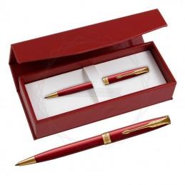 Długopis Parker Sonnet Czerwona Laka GT w czerwonym pudełku [1931476/3]Długopis Parker Sonnet Czerwona Laka GT w...
