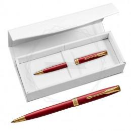Długopis Parker Sonnet Czerwona Laka GT w białym pudełku [1931476/4]Długopis Parker Sonnet Czerwona Laka GT w...