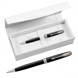 Długopis Parker Sonnet Czarna Laka CT w białym pudełku [1931502/4]Długopis Parker Sonnet...