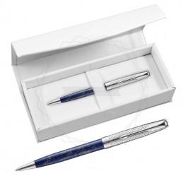 Długopis Parker Sonnet SE Blue Silver CT 18k w białym pudełku [2054841/4]Długopis Parker Sonnet SE...