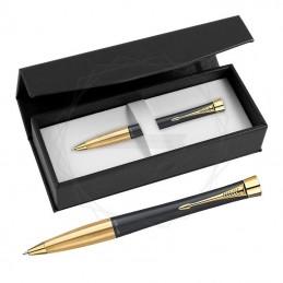 Długopis Parker Urban Czarny Matowy GT w czarnym pudełku [S0767040/1]Długopis Parker Urban...