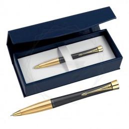 Długopis Parker Urban Czarny Matowy GT w granatowym pudełku [S0767040/2]Długopis Parker Urban...