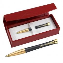 Długopis Parker Urban Czarny Matowy GT w czerwonym pudełku [S0767040/3]Długopis Parker Urban...