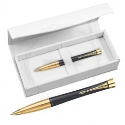 Długopis Parker Urban Czarny Matowy GT w białym pudełku [S0767040/4]Długopis Parker Urban...