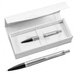 Długopis Parker Urban Metro Metallic CT w białym pudełku [1931580/4]Długopis Parker Urban Metro...
