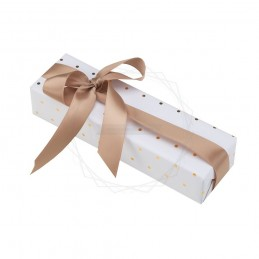 Pakowanie prezentów - papier biały [WZ009]Pakowanie prezentów - papier biały [WZ009]
