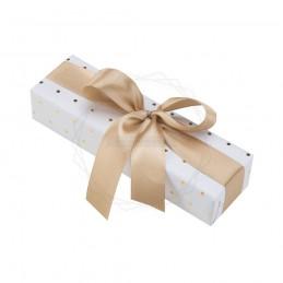 Pakowanie prezentów - papier biały [WZ0011]Pakowanie prezentów - papier biały [WZ0011]