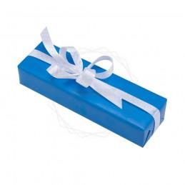 Pakowanie prezentów - papier niebieski [WZ0017]Pakowanie prezentów - papier niebieski [WZ0017]