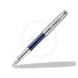 Pióro wieczne Parker Sonnet SE Blue Silver CT [2054839]Pióro wieczne Parker Sonnet...