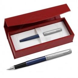 Pióro wieczne Parker Jotter Royal Niebieski CT w czerwonym pudełku [2030950/3]Pióro wieczne Parker Jotter Royal Niebieski CT...