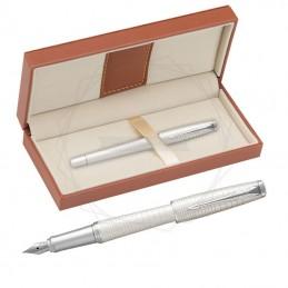 Pióro wieczne Parker Urban Premium Perłowe CT w brązowym pudełku [1931609/11]Pióro wieczne Parker Urban Premium Perłowe CT w...