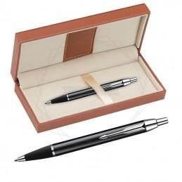 Długopis Parker IM Czarny CT w brązowym pudełku [S0856430/11]Długopis Parker IM Czarny...
