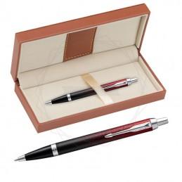 Długopis Parker IM Red Ignite Edycja Specjalna w brązowym pudełku [2074031/11]Długopis Parker IM Red...