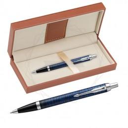 Długopis Parker IM Blue Origin Edycja Specjalna w brązowym pudełku [2073476/11]Długopis Parker IM Blue Origin Edycja Specjalna...
