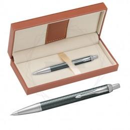 Długopis Parker IM Premium Seledynowy CT w brązowym pudełku [1931643/11]Długopis Parker IM Premium...