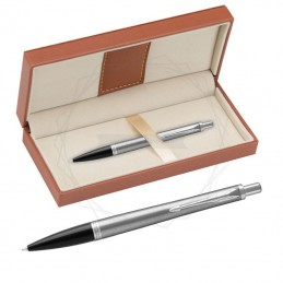 Długopis Parker Urban Metro Metallic CT w brązowym pudełku [1931580/11]Długopis Parker Urban Metro...