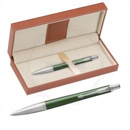 Długopis Parker Urban Premium Zielony CT w brązowym pudełku [1931619/11]Długopis Parker Urban...