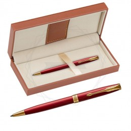 Długopis Parker Sonnet Czerwona Laka GT w brązowym pudełku [1931476/11]Długopis Parker Sonnet...