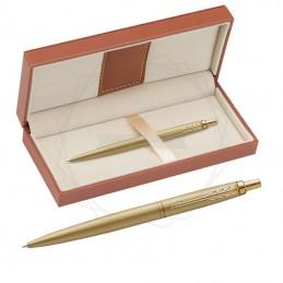 Długopis Parker Jotter XL Monochrome Gold w brązowym pudełku [2122754/11]Długopis Parker Jotter XL Monochrome Gold w...