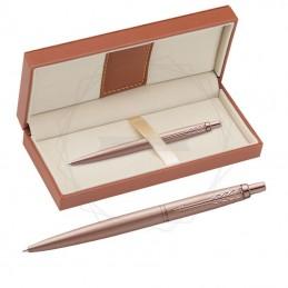 Długopis Parker Jotter XL Monochrome Pink Gold w brązowym pudełku [2122755/11]Długopis Parker Jotter XL Monochrome Pink Gold...