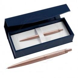 Długopis Parker Jotter XL Monochrome Pink Gold w granatowym pudełku [2122755/9]Długopis Parker Jotter XL Monochrome Pink Gold...