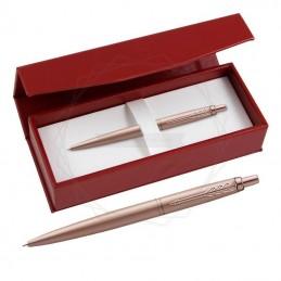 Długopis Parker Jotter XL Monochrome Pink Gold w czerwonym pudełku [2122755/8]Długopis Parker Jotter XL Monochrome Pink Gold...