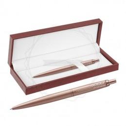 Długopis Parker Jotter XL Monochrome Pink Gold w brązowym pudełku ECO [2122755/13]Długopis Parker Jotter XL Monochrome Pink Gold...