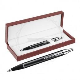Długopis Parker IM Czarny CT w brązowym pudełku ECO [S0856430/13]Długopis Parker IM Czarny CT w brązowym pudełku...