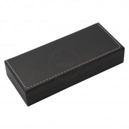 Pióro wieczne Parker IM Achromatic Czarne w czarnym pudełku [2127741/14]