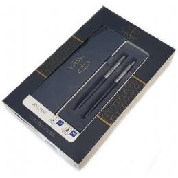 Zestaw upominkowy Pióro+Długopis Jotter Bond Street czarny CT [KPLJOTTER3]Zestaw upominkowy Pióro+Długopis Jotter Bond...