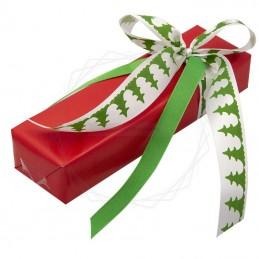 Pakowanie prezentów - Boże narodzenie, papier czerwony [WZ0020]Pakowanie prezentów - Boże narodzenie, papier...