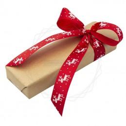 Pakowanie prezentów - Boże narodzenie, papier kraft [WZ0021]Pakowanie prezentów - Boże narodzenie, papier...