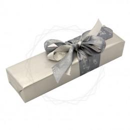 Pakowanie prezentów - Boże narodzenie, papier srebrny [WZ0023]Pakowanie prezentów - Boże narodzenie, papier...
