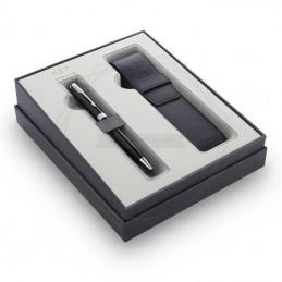 Zestaw Prezentowy Parker Długopis Sonnet Czarny CT + etui [2121993]Zestaw Prezentowy Parker Długopis Sonnet Czarny...