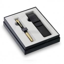 Zestaw Prezentowy Parker Długopis Urban Czarny GT + etui [2121999]Zestaw Prezentowy Parker Długopis Urban Czarny...