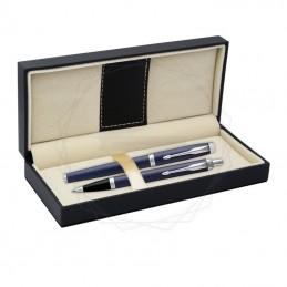 Długopis IM + Pióro Wieczne IM Parker Niebieskie CT [DUOIM3]Długopis IM + Pióro Wieczne IM Parker...