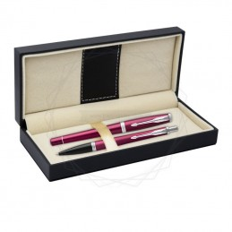 Długopis Urban + Pióro Wieczne Urban Parker Różowe CT [DUOURBAN7]Długopis Urban + Pióro Wieczne Urban Parker...