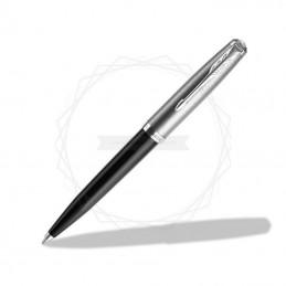 Długopis Parker 51 czarny CT [2123493]Długopis Parker 51 czarny CT [2123493]