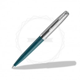 Długopis Parker 51 teal CT [2123508]Długopis Parker 51 teal CT [2123508]