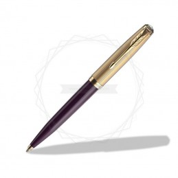 Długopis Parker 51 Premium plum CT [2123518]Długopis Parker 51 Premium plum CT [2123518]
