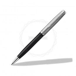 Długopis Parker Sonnet Sand Blasted Metal Czarny [2146867]Długopis Parker Sonnet Sand Blasted Metal...