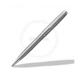 Długopis Parker Sonnet Sand Blasted Metal Stalowy [2146876]Długopis Parker Sonnet Sand Blasted Metal...