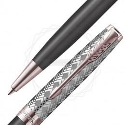 Długopis Parker Sonnet Metal & Grey PGT [2119791]