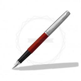 Pióro wieczne Parker Jotter czerwone CT [2096872]Pióro wieczne Parker Jotter czerwone CT [2096872]