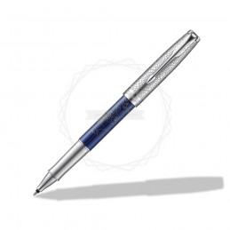 Pióro kulkowe Parker Sonnet Blue Silver 18k. [2054840]Pióro kulkowe Parker Sonnet...