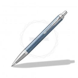 Długopis Parker IM Premium Niebiesko Szary CT [2143645]Długopis Parker IM Premium Niebiesko Szary CT...