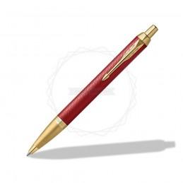 Długopis Parker IM Premium Czerwony GT [2143644]Długopis Parker IM Premium Czerwony GT [2143644]