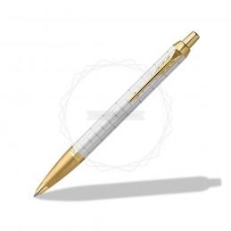 Długopis Parker IM Premium Perłowy GT [2143643]Długopis Parker IM Premium Perłowy GT [2143643]